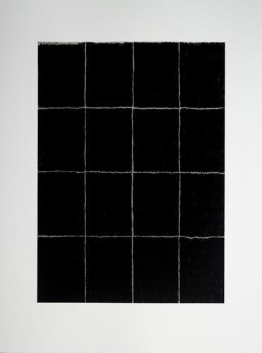 1.-Midvinter-3,-grafit,-kol,-60x80-cm