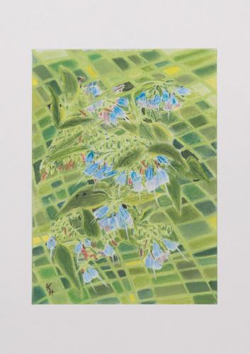 10.-Kvarnbo-juli,-torrpastell,-------40x50-cm